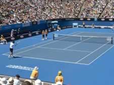 Tennis Nets & Tennis Net Posts