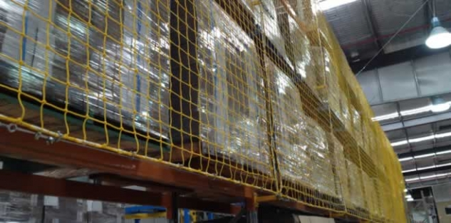 Conveyor & Warehouse Netting 08