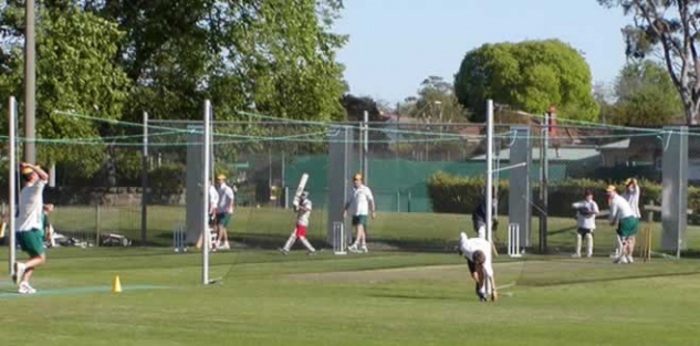 Cricket Nets 02