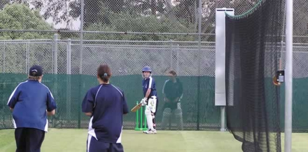 Cricket Nets 04