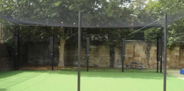Cricket Nets 07