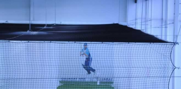 Cricket Nets 09