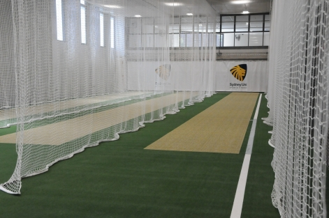 Cricket Nets 19