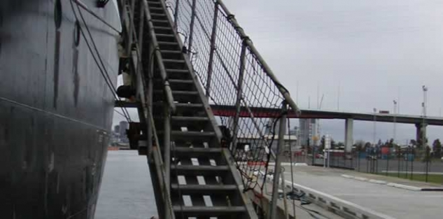 Gangway Nets example