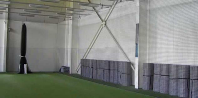 Gym netting example