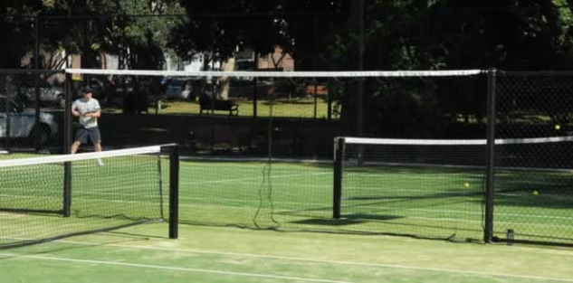 Tennis Nets example